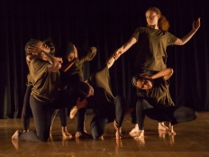 East London Youth Dance Company, 2018