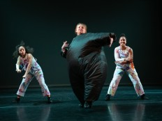 Movement With Motive at U.Dance, 2020 - Photo by Roswitha Chesher