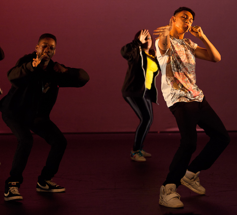 East London Dance 'Blueprint' show