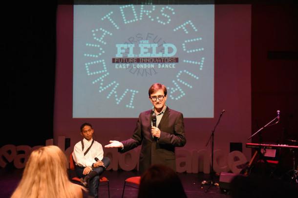 Fi.ELD Graduation Ceremony, 27th October 2015, Stratford Circus