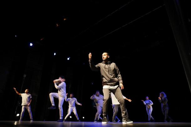 New Movementz & Just us Dance, Collabo 2016. photo: Stephen Ambrose