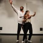Tyrone Isaac-Stuart & Saskia Horton, Collabo 2016. photo: Stephen Ambrose thumbnail