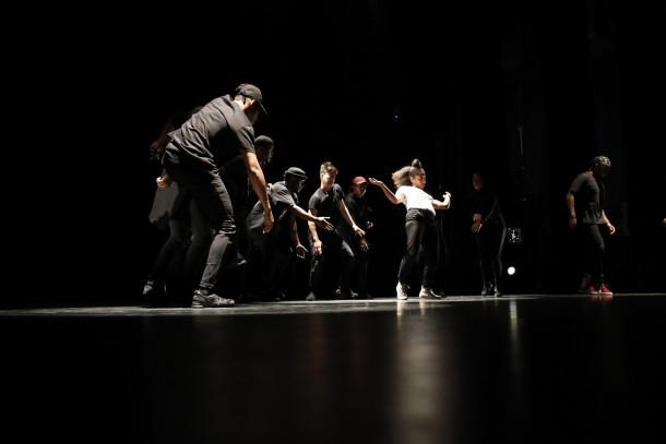 Avant Garde Dance, Collabo 2016. photo: Stephen Ambrose