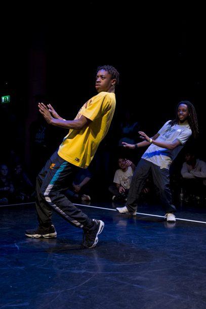 Hip Hop battles