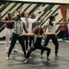 East London Youth Dance Company - Photo credit Rory James @roryjamesphoto thumbnail