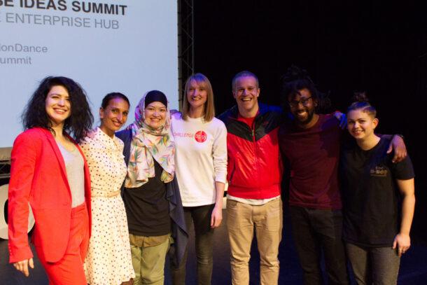 Ideas Fund 2 - 2017 winners